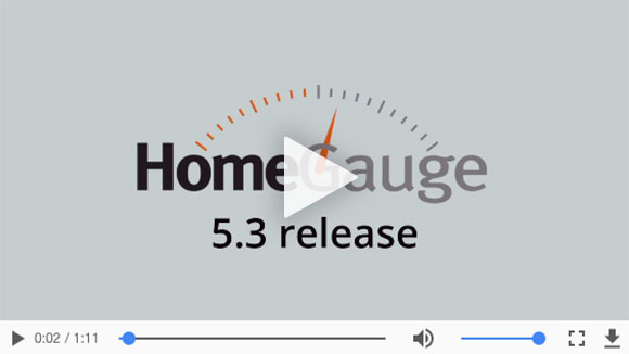 HomeGauge 5.3 Feature Video