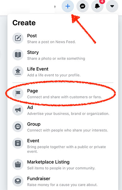 Inspector facebook business page