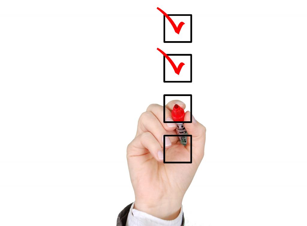 home inspector checklist