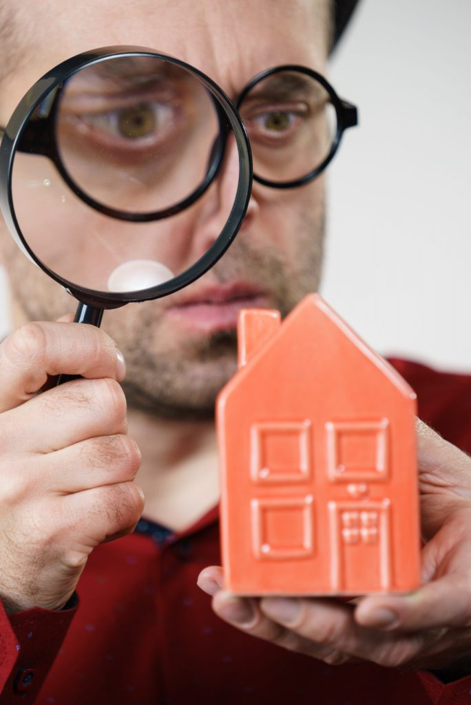 being a home inspector