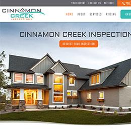 Cinnamon Creek Inspections