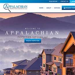 Appalachian Inspection Services Sample Website