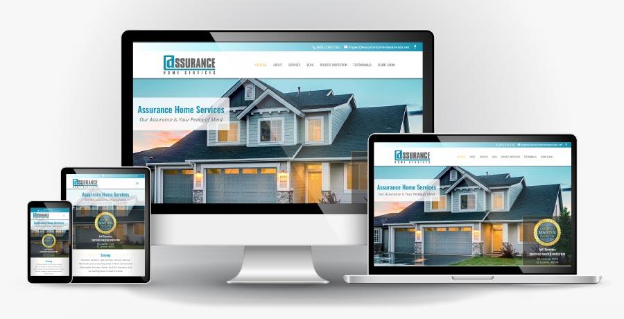 Sample Home Inspector Website